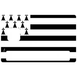 CB drapeau breton bretagne