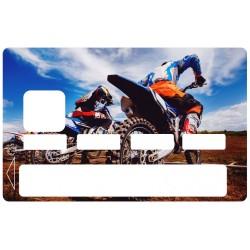 Sticker CB Moto cross