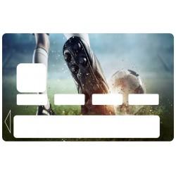 Sticker CB crampon de chaussure de Football