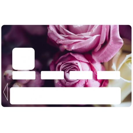 CB Fleurs rose