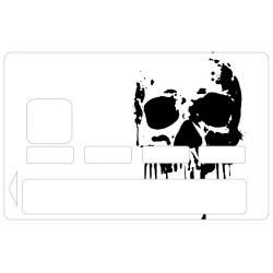 CB skull tete de mort