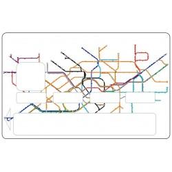 CB plan métro paris