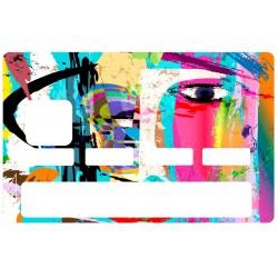 CB art tableau peinture