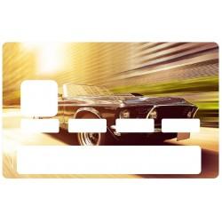 CB voiture sport
